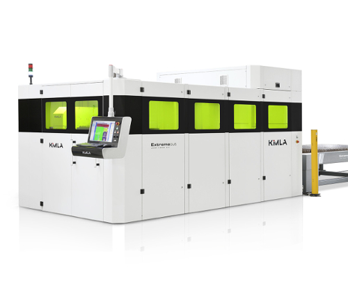 Bardzo dobryFantastyczny Wycinarki laserowe fiber - profesjonalne obrabiarki CNC - Kimla TK38