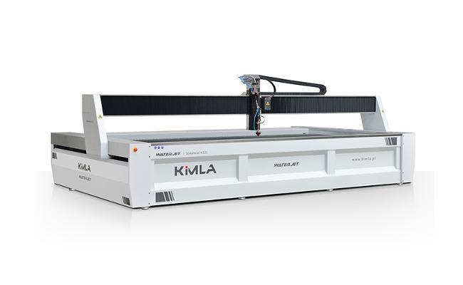 Niesamowite Wycinarki wodne waterjet - profesjonalne obrabiarki CNC - Kimla TC02
