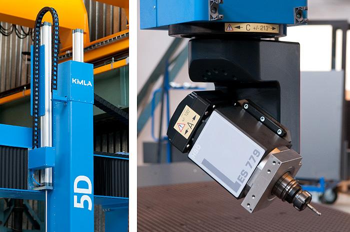 Poważnie Frezarki CNC 5-osi - profesjonalne obrabiarki CNC - Kimla CY02