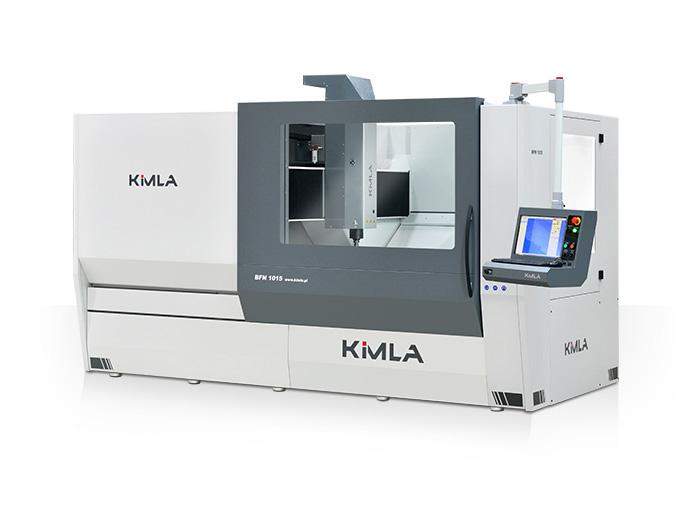 Bardzo dobryFantastyczny Frezarki CNC HSM - profesjonalne obrabiarki CNC - Kimla DR27