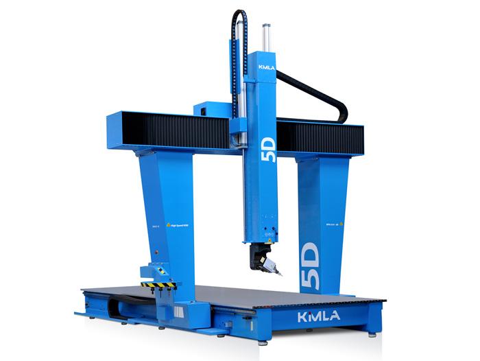 Aktualne Frezarki CNC 5-osi - profesjonalne obrabiarki CNC - Kimla GK67