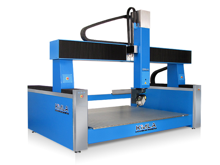 Aktualne Frezarki CNC 5-osi - profesjonalne obrabiarki CNC - Kimla ZR82