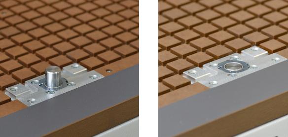 Kołki Bazujące CNC