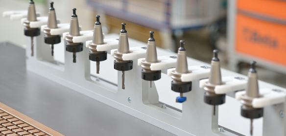 Magazyn liniowy CNC